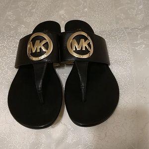 Michael Kors Womens Shoe Sandal Flats PW17A, -7.5M